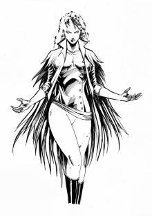 "Trinity Byrd (""Raven""): sinEater"